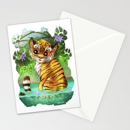 South China Tiger Stationery Cards