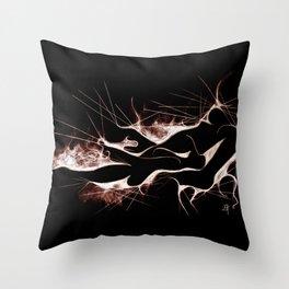 UNOdue Throw Pillow