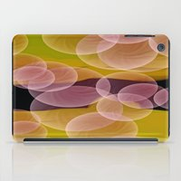 bubbles iPad Cases featuring Bubbles by lillianhibiscus