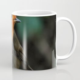 Being Bright On A Dull Day Coffee Mug