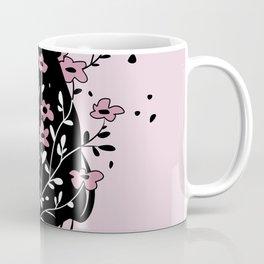 Flower Head Coffee Mug