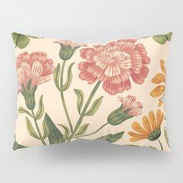 Wild Flowers ~ vol3. ~ light Pillow Sham