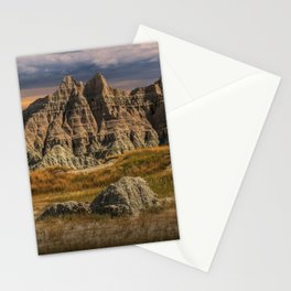 Badlands National Park Stationery Cards