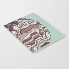 TOPOGRAPHY 002 Notebook