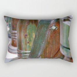 horseman Rectangular Pillow