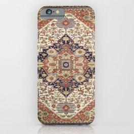PERSIAN VINTAGE ORIENTAL DESIGN iPhone Case