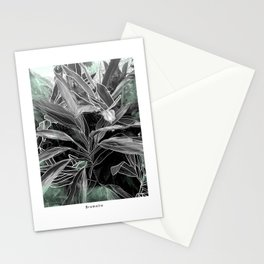 The botanical collection N3 Stationery Cards
