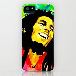 Bob / Marley - Sun is Shining iPhone Case