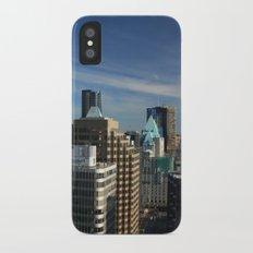 Skyline iPhone X Slim Case