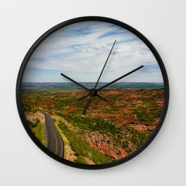 West Texas Wall Clock