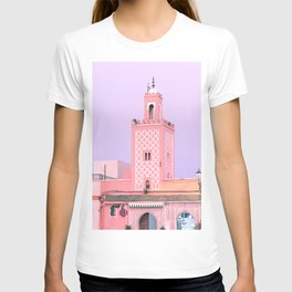 Marrakech Medina - Traditional Morocco Photography T-shirt