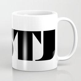 Type Type for ESTJ Coffee Mug