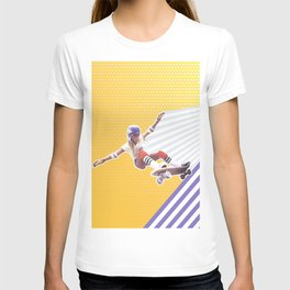 Shred like a Girl T-shirt