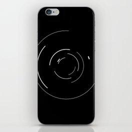 Orbital Mechanics by Diagraf and Ewerx iPhone Skin