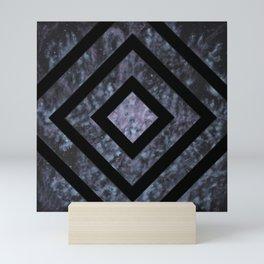 Diamond Nebula Mini Art Print