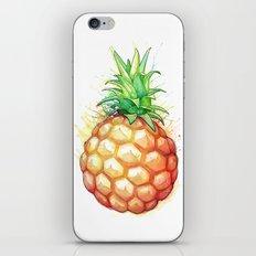 Fat Pineapple 1 iPhone & iPod Skin