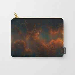 Nebula Glow Cloud   Carry-All Pouch
