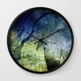 Charon Trip / Strange Trip Wall Clock