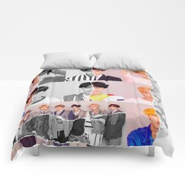bts love yourself answer teaser 3 Comforters