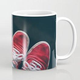 Feet Were Made to Wander Coffee Mug