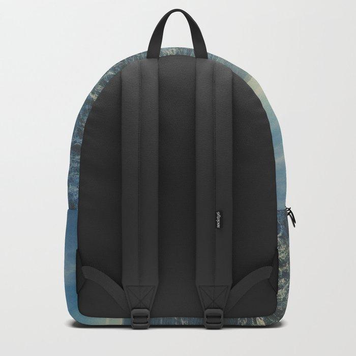 Cliffside Morning Backpack