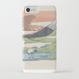 Godzilla Atom iPhone Case