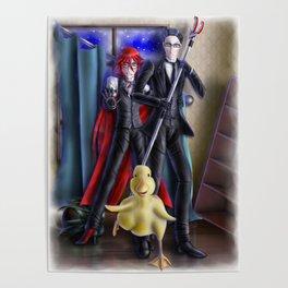 Ducks Don't Make Good House Pets Poster