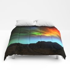 Fantasy Skies Comforters