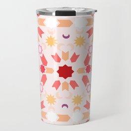 Summer Arabesque Travel Mug