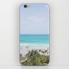 South Beach Miami  iPhone Skin