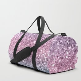Unicorn Girls Glitter #5 #shiny #pastel #decor #art #society6 Duffle Bag