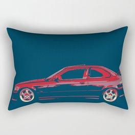 Love Bimmer-BMW E36 Rectangular Pillow