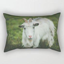 Funny Goat Rectangular Pillow