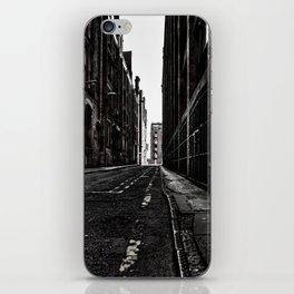 China Lane MANchester iPhone Skin