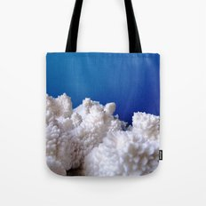 The Fluffy Mountains! Tote Bag