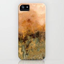 Idaho Gem Stone 18 iPhone Case