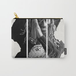 F U T U R E H E N D R I X Minimal Art Phase Carry-All Pouch