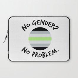 No Gender? No Problem. Laptop Sleeve