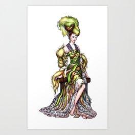 Malahide Art Print