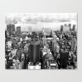 Island City Canvas Print