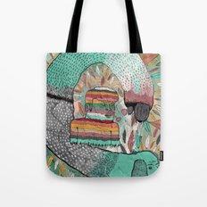 Las Garrapatas de Bruno Tote Bag