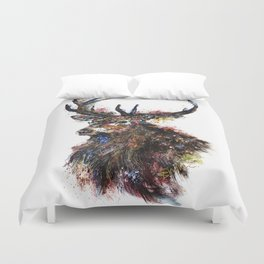 'The Stag' Duvet Cover