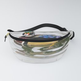 Wood Duck Two Fanny Pack
