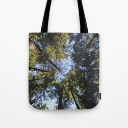 Vancouver Tree Tops Tote Bag