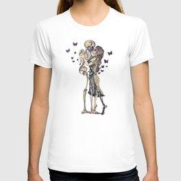 Always Kiss Goodnight Skeletons T-shirt