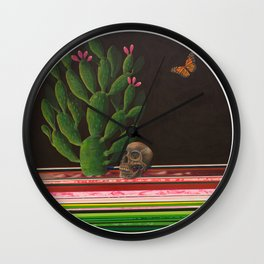 If there is a tomorrow, can you show me? Wall Clock