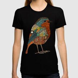 robin gold T-shirt