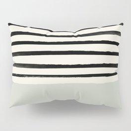 Coastal Breeze x Stripes Pillow Sham