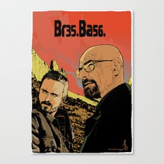 Breaking Bad (Br35Ba56) Canvas Print