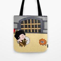 Maximus Piggus Tote Bag